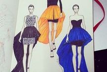 Drawing Fashion styles