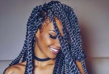 dreads & braid