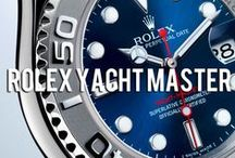 Rolex Yacht-Master / A curated collection of photographs inspired by the Rolex Yacht Master & Yacht Master II