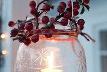 Ideas Diy para Navidad / Ideas para la decoracion del hogar en Navidad que uno mismo puede realizar.