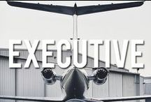 Executive Travel / The only way to go.