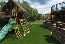 Playground Areas