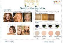 Soft Autumn Color Palette / by Ayla Mellani
