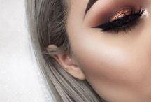 Makeup look book. / Teahnee Reynolds