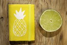 Ananasy / Sweet & juicy inspirations