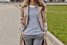 Fashion / Inspiring outfits & favorite ideas