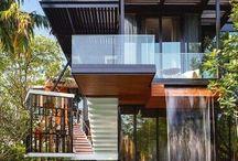 Houses / modern Houses