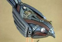 Steampunk love / Gears, clocks, cool stuff and everything steampunk