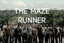 The Maze Runner / The Maze Runner, The Scorch Trials, The Death Cure, The Kill Order and The Fever Code by James Dashner
