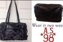 Heavenly Handbags / Fashionable handbags