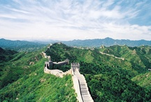 China / China, een immens groot land vol mystiek en vele contrasten.