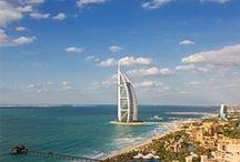 Dubai / Dubai is een moderne stad en mede bekend door de Burj Al Arab, Burj Khalifa en The Palm. Naast het moderne Dubai is het de moeite waard om het historische Dubai te ontdekken.