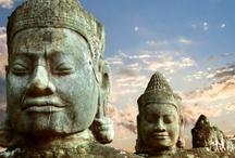 Cambodja / Cambodja kent een roerig verleden, maar bezit één van de mooiste wereldwonderen: de Angkor Watt. Bezoek je Thailand? Overweeg eens een tour naar Cambodja!