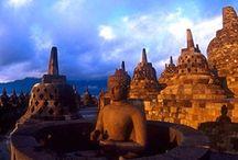 Indonesië / Indonesië is een prachtig land bestaande uit velen duizenden eilanden. De bekendste eilanden zijn Bali, Java, Sumatra, Sulawesie, Timor en de Molukken.