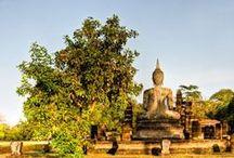 Laos / Laos is een puur, ruig en ongerept land in Azië, ideaal om te combineren met Thailand of Cambodja.