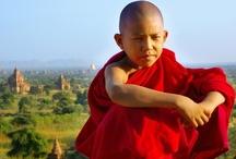 Myanmar / Myanmar, voorheen Birma, is jarenlang niet toegankelijk geweest voor toeristen met als gevolg dat de authenticiteit behouden is gebleven.