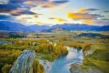 Nieuw Zeeland / Nieuw-Zeeland is een bestemming met een imposante, gevarieerde natuur en een rijke cultuur. Een bezoek aan dit prachtige land zal een onuitwisbare indruk achter laten!