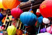 Vietnam / Het verleden van Vietnam maakt het land erg interessant op cultureel vlak. Qua natuur is de Halong Bay schitterend.