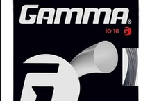 GAMMA - New 2013! / New products from GAMMA for 2013. / by GAMMA Tennis