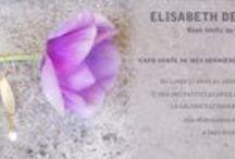 """Les bijoux d'Elisabeth de Sagazan /                    Voici une sélection de bijoux que je crée.            Vous pouvez également les retrouver sur mon blog          http://edesagazan.blogspot.fr ou sur ma page Facebook                               """"Les bijoux d'Elisabeth""""."""