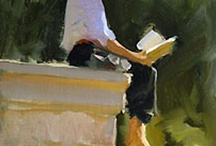 Reading ladies / by Wyts Hoving