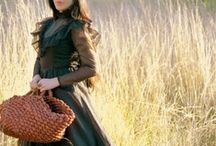 Gunne Sax / Clothing lable Gunne Sax was founded in the 1960's and still inspires me.