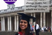 Alumni / Graduates of the University of Greenwich PR community, and their destination