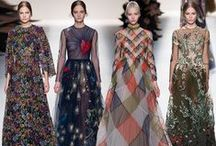 Fashion for Fall / Winter / Fall and winter : new trends, colors and items.