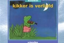 Schatkist - Winter - Kikker is verliefd