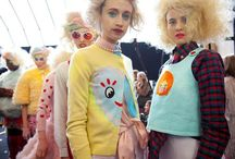 Tralala / Inspired by the world of Meadham Kirchhoff