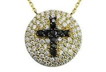 CROSS JEWELRY / Grace and chic cross in this Pinterest Board