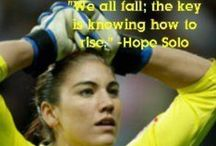 Soccer=life / by Madison Cruz