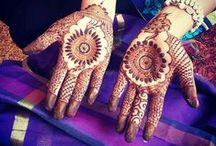 henna + India + culture