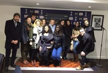 Tottenham Hotspur Press Office visit / Second year students were lucky enough to visit Tottenham Hotspur's press office and receive a talk from Head of Press, Simon Felstein