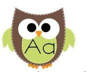 Δραστηριότητες με γράμματα- γραφή - γλώσσα