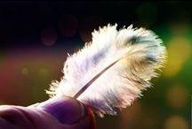 Air/ Luft / ELEMENT AIR:  Breathe, dream and be inspired.   --   ELEMENT LUFT: Atme, träume und sei inspiriert.
