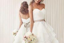 Wedding / Wedding dress idea!