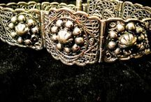 Egyptian Jewelry / silver jewelry. Handmade. Genuine Egyptian jewelry