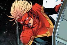 ✩ Captain Marvel