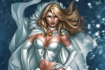 ✩ Emma Frost