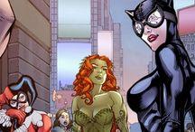 ✩ Gotham Sirens