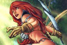 ✩ Red Sonja