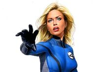 ✩ Invisible Woman