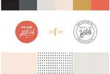 Design // Branding / Beautiful branding.