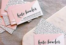 Design // Business Cards
