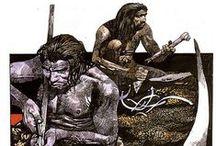 Paleolithic&Neolithic