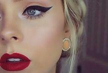 Trucco/makeup / #makeup #lipstick #style