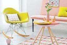 ♡ STOEL | EAMES / mijn favo stoel | my favo chair