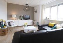 ♡ WOONKAMER | LIVINGROOM / de ideale woonkamer | my favorite livingrooms