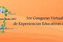 Estética plataforma congreso TICER